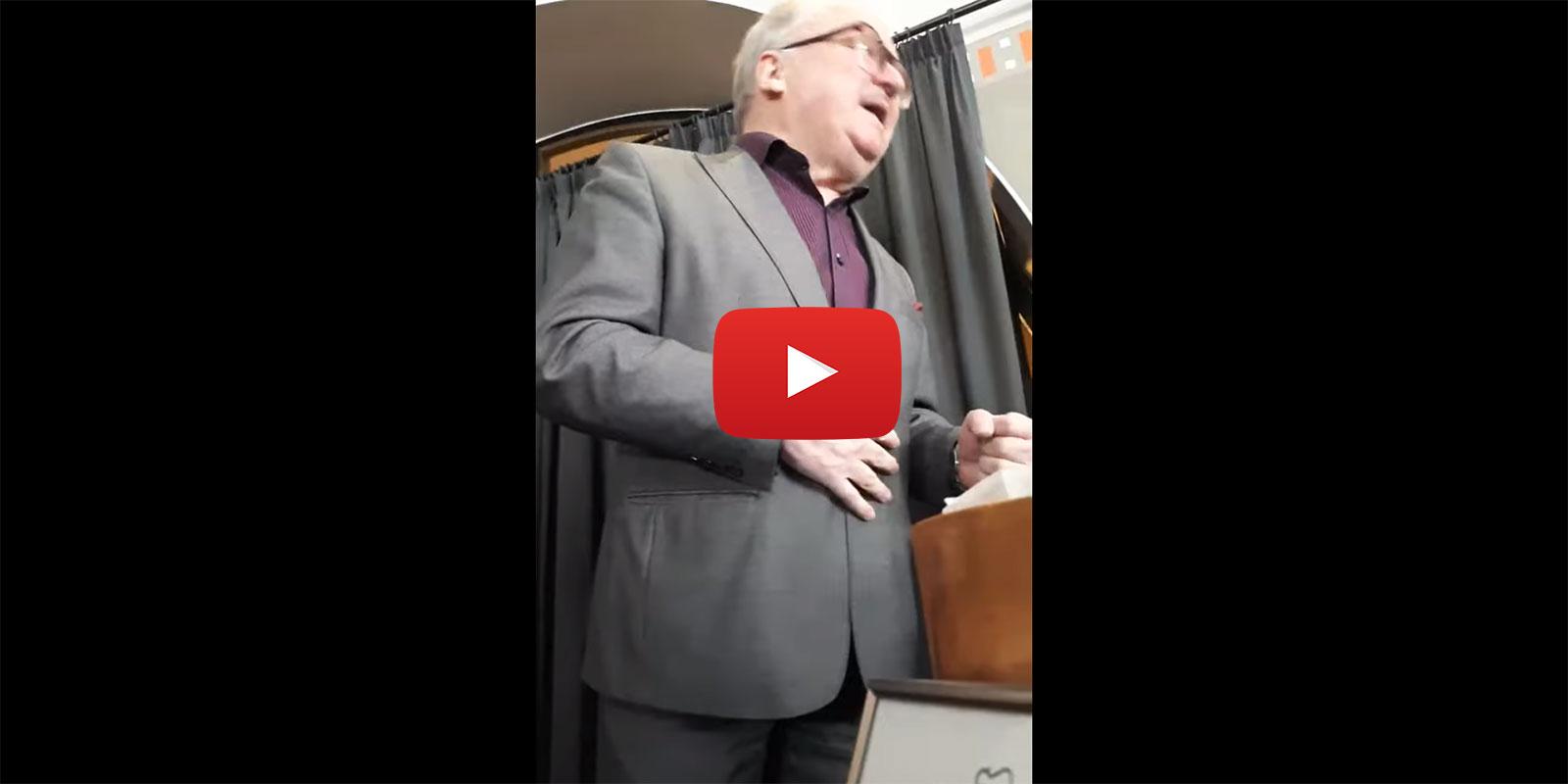 Image of Video: Antero Kekkosen historia-annos Vaustissa